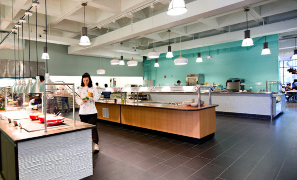 UIC SCE Dining Hall