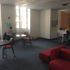 Room 420 of the College of Medicine Learning Center