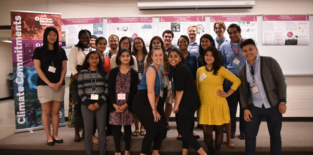 The Summer 2016 cohort of SIP students