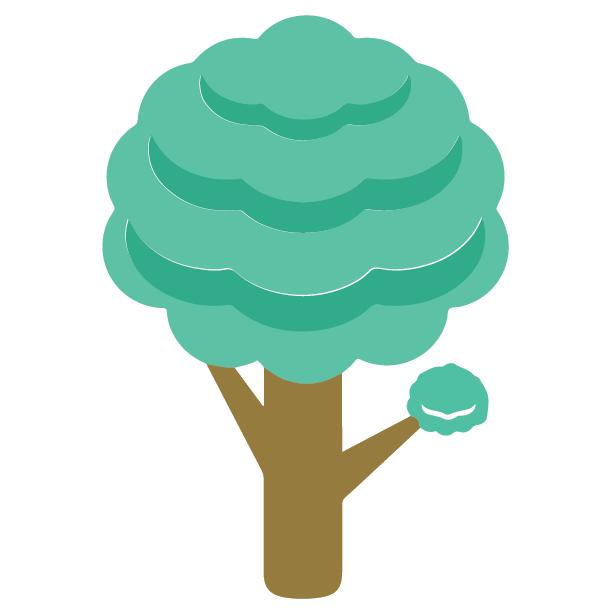 CAIP Strategy 4.0 logo: tree