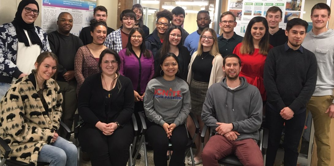 The Spring 2019 cohort of SIP students