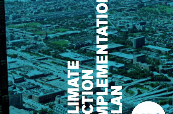 APPENDICES. UIC Climate Action Implementation Plan